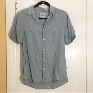 Asos Men's Chambray Shirt